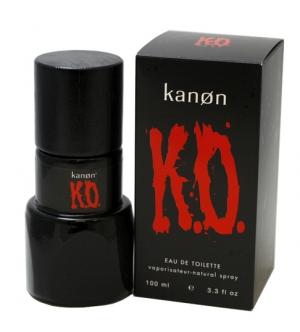 Туалетная вода K.O. Kanon для мужчин