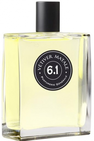 Vetiver Matale Pierre Guillaume para Hombres y Mujeres