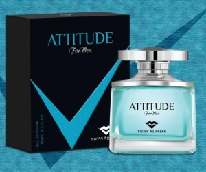 Attitude for Men Swiss Arabian de barbati
