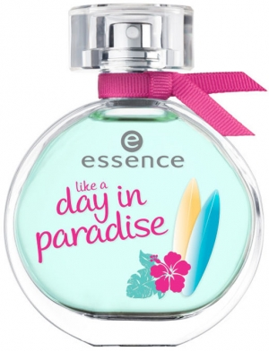 Like A Day In Paradise essence de dama