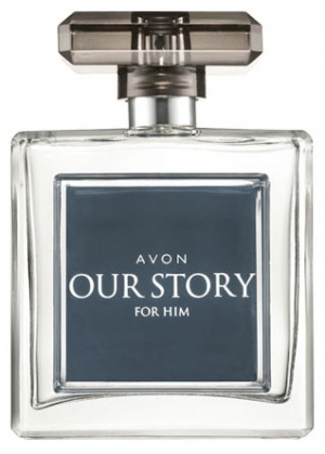 Our Story For Him Avon de barbati