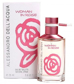 Woman In Rose Alessandro Dell` Acqua для женщин