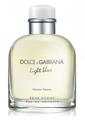 Light Blue Discover Vulcano Pour Homme Dolce&Gabbana für Männer