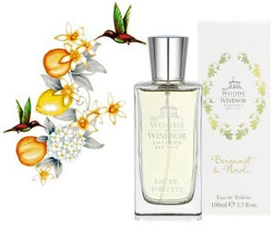 Bergamot & Neroli di Woods of Windsor da donna e da uomo