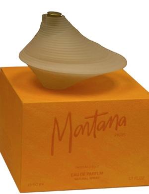 Parfum d`Elle Montana de dama