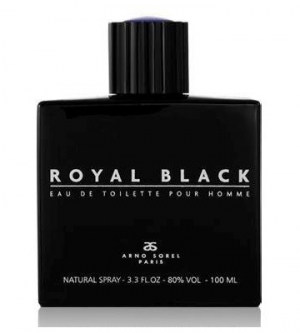 Royal Black Arno Sorel de barbati