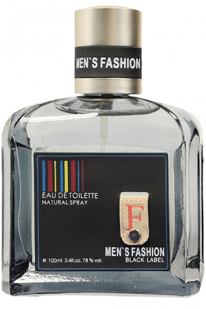 Men`s Fashion Black Label Parfums Genty für Männer