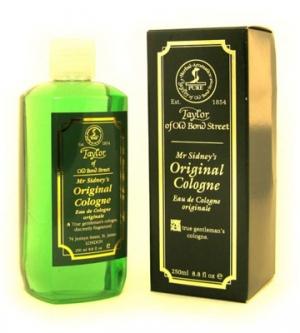 Mr Sidney Taylor of Old Bond Street cologne a fragrance