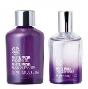 White Musk The Body Shop для женщин