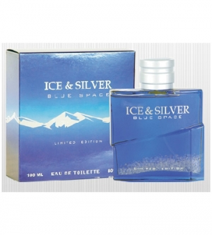 Ice & Silver Blue Space Parfums Louis Armand de barbati