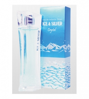 Ice & Silver Crystal Parfums Louis Armand für Frauen