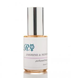 Jasmine & Mimosa Rebel & Mercury de dama