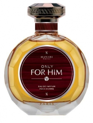Парфюм Only For Him Hayari Parfums для мужчин