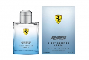 Scuderia Ferrari Light Essence Acqua Ferrari unisex