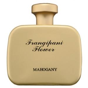 Frangipani Flower Mahogany für Frauen