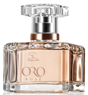 Oro Rosé  Jequiti para Mujeres