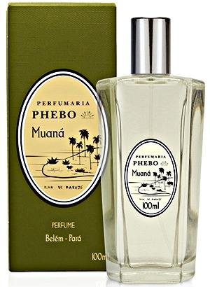Muana Phebo для мужчин