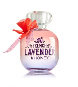 French Lavender & Honey Bath and Body Works dla kobiet