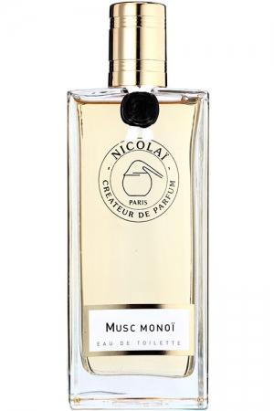 Musc Monoi Nicolai Parfumeur Createur para Hombres y Mujeres