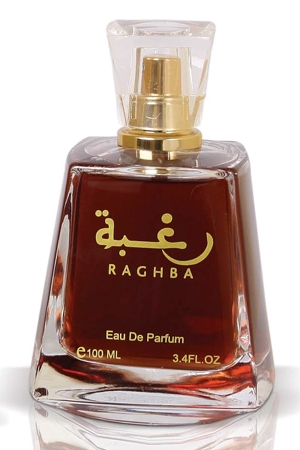 Raghba Lattafa Perfumes for women and men
