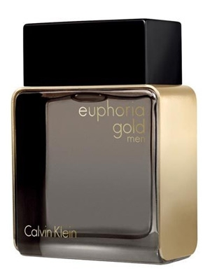 Euphoria Gold Men Calvin Klein для мужчин