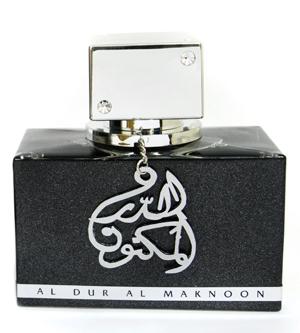 Al Dur Al Maknoon Silver Lattafa Perfumes für Frauen und Männer