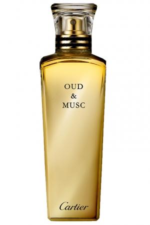 Oud & Musc Cartier für Frauen und Männer