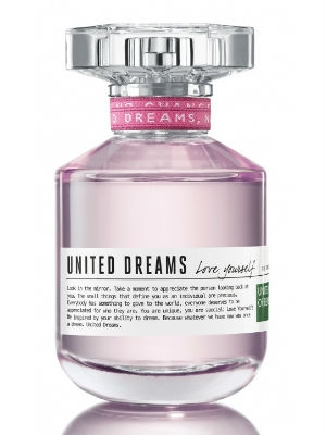 United Dreams Love Yourself  Benetton לנשים