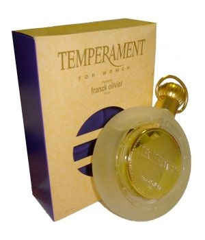 Temperament For Women Franck Olivier de dama