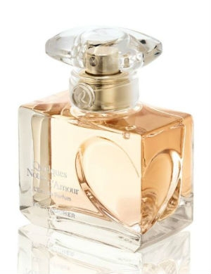Quelques Notes d'Amour Yves Rocher for women