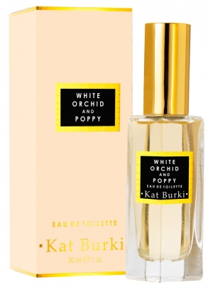 White Orchid & Poppy Kat Burki für Frauen