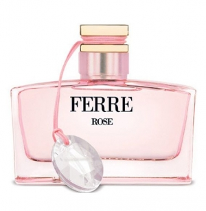 Ferre Rose Diamond Limited Edition Gianfranco Ferre de dama