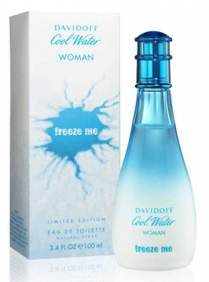 Cool Water Woman Freeze Me Davidoff para Mujeres