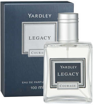 Legacy Courage Yardley para Hombres