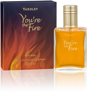 You're the Fire For Men Yardley для мужчин