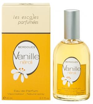 Vanille Neroli Parfums Berdoues de dama