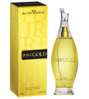 Pure Gold Alta Moda de dama