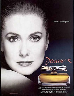 Deneuve Catherine Deneuve for women
