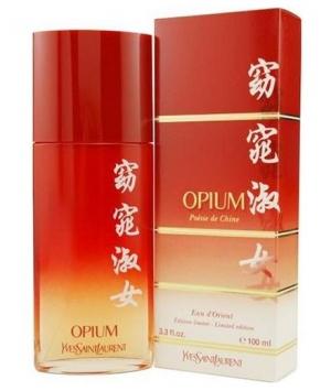 Opium Poesie de Chine pour Femme Yves Saint Laurent para Mujeres