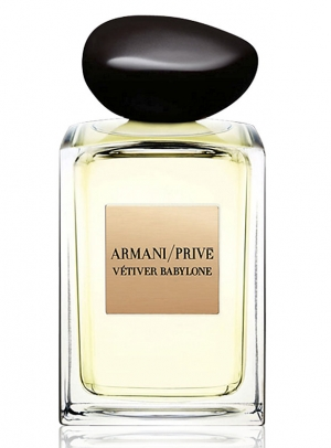 Armani Prive Vetiver Babylone Giorgio Armani for men