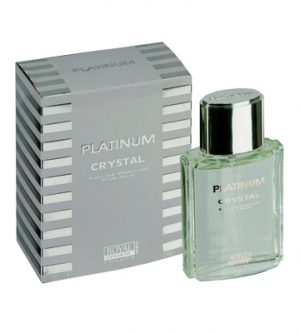 Platinum Crystal Royal Cosmetic para Hombres