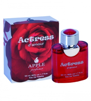Actress D'Amor Apple Parfums für Frauen