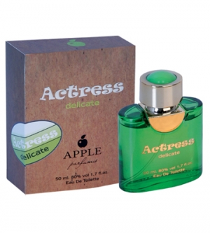 Actress Delicate Apple Parfums für Frauen