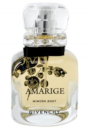 Givenchy Harvest 2007 Amarige Mimosa Givenchy de dama