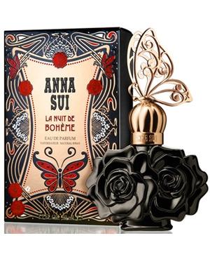 La Nuit de Bohème Eau de Parfum Anna Sui для женщин