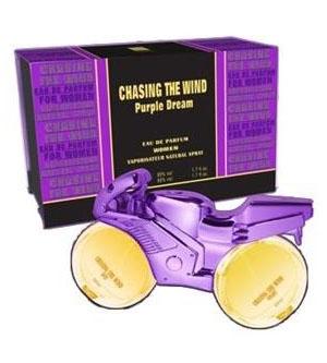 Chasing the Wind Purple Dream Jean-Pierre Sand für Frauen