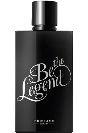 Be The Legend Oriflame Masculino