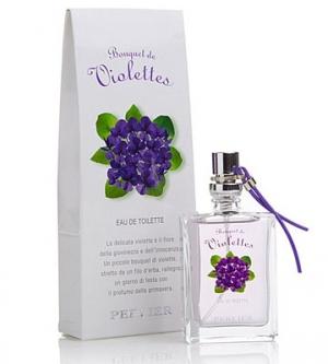 Bouquet de Violettes Perlier für Frauen