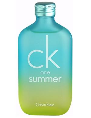 CK One Summer 2006 Calvin Klein für Frauen und Männer