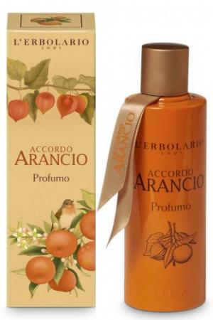Accordo Arancio L`Erbolario pour homme et femme